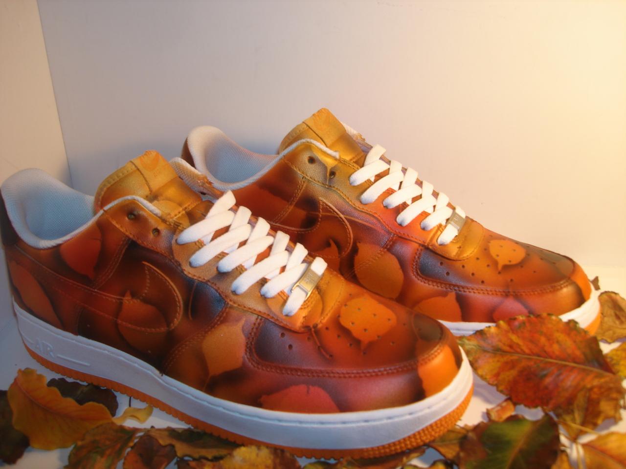 Fall Airbrush kiks